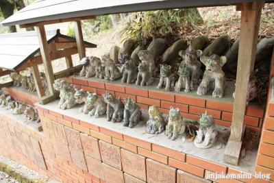 八王子神社(瑞浪市陶町大川)30