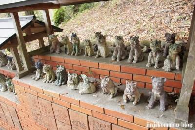 八王子神社(瑞浪市陶町大川)31