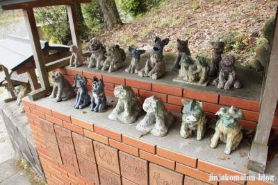 八王子神社(瑞浪市陶町大川)32