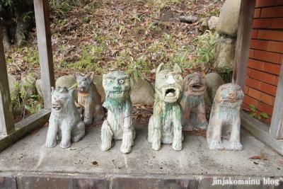 八王子神社(瑞浪市陶町大川)33