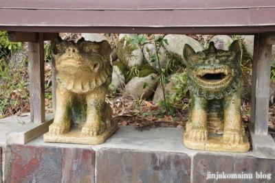 八王子神社(瑞浪市陶町大川)34