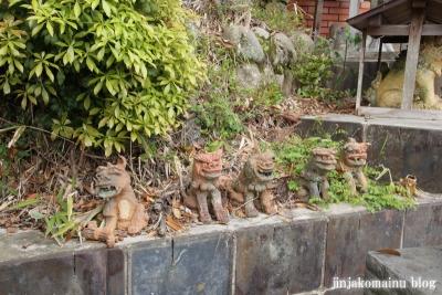 八王子神社(瑞浪市陶町大川)39