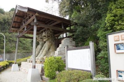 八王子神社(瑞浪市陶町大川)44