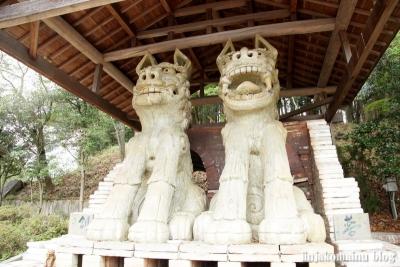 八王子神社(瑞浪市陶町大川)46
