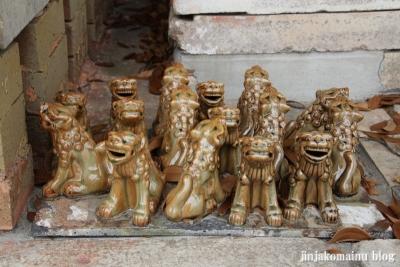 八王子神社(瑞浪市陶町大川)49
