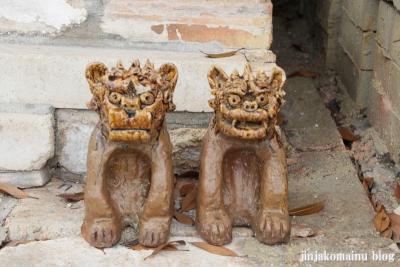 八王子神社(瑞浪市陶町大川)50