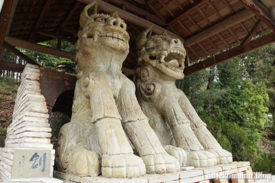 八王子神社(瑞浪市陶町大川)51