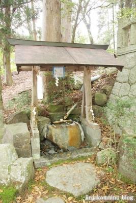 八王子神社(瑞浪市陶町大川)16