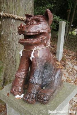 八王子神社(瑞浪市陶町大川)7