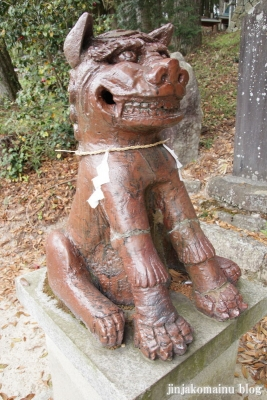 八王子神社(瑞浪市陶町大川)11