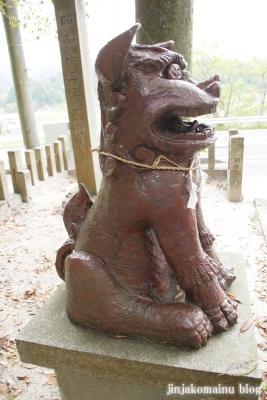 八王子神社(瑞浪市陶町大川)8