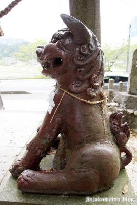 八王子神社(瑞浪市陶町大川)12