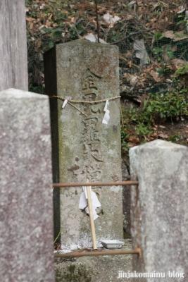 八王子神社(瑞浪市陶町大川)24