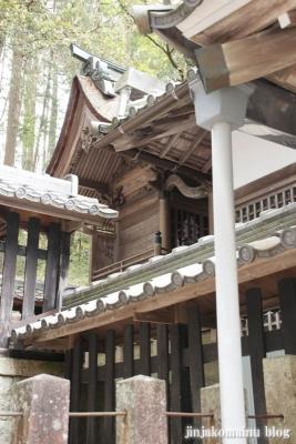 八王子神社(瑞浪市陶町大川)26