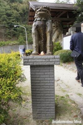 八王子神社(瑞浪市陶町大川)40