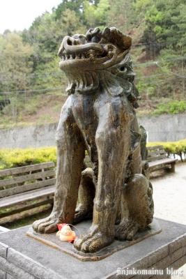 八王子神社(瑞浪市陶町大川)41