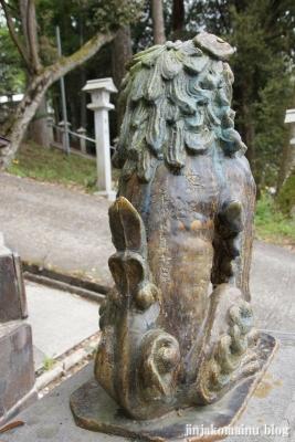 八王子神社(瑞浪市陶町大川)38