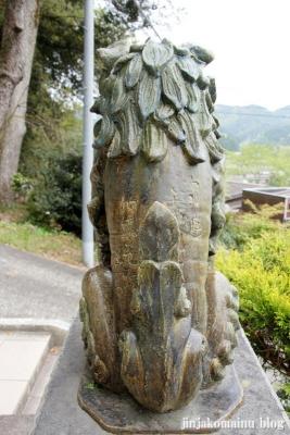 八王子神社(瑞浪市陶町大川)43