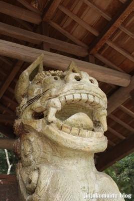 八王子神社(瑞浪市陶町大川)52