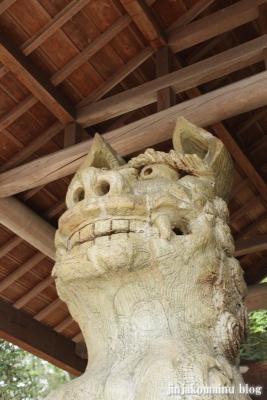 八王子神社(瑞浪市陶町大川)53