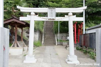 杉山神社(横浜市緑区鴨居)2