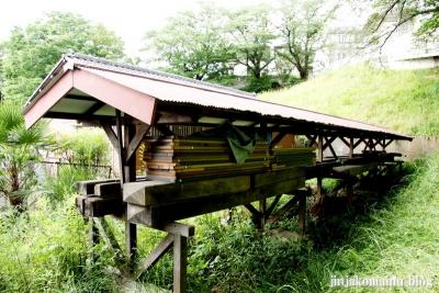 杉山神社(横浜市緑区鴨居)6