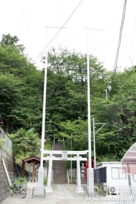 杉山神社(横浜市緑区鴨居)1