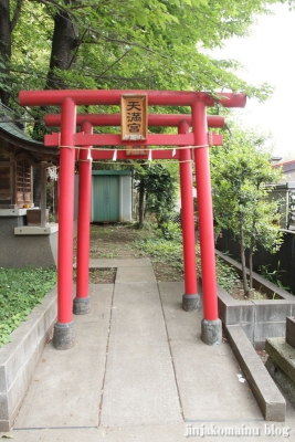 杉山神社(横浜市緑区鴨居)23