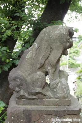 杉山神社(横浜市緑区鴨居)14