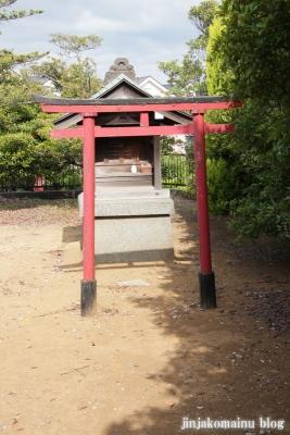 稲荷神社(横浜市神奈川区羽沢町)1