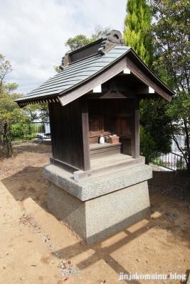 稲荷神社(横浜市神奈川区羽沢町)3