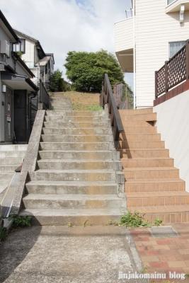 稲荷神社(横浜市神奈川区羽沢町)4