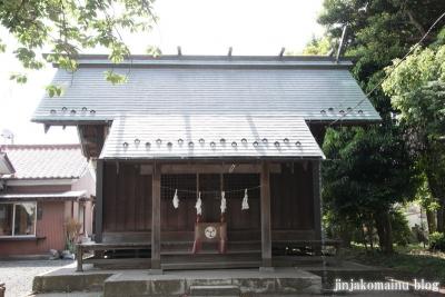 新明神社(横浜市神奈川区羽沢町)6