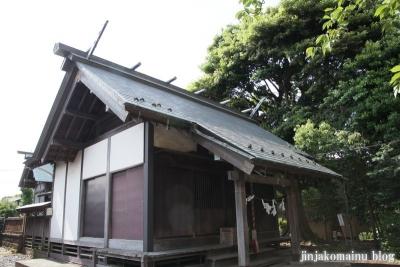 新明神社(横浜市神奈川区羽沢町)8