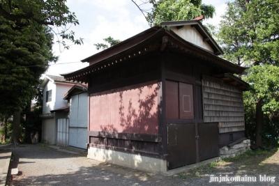 新明神社(横浜市神奈川区羽沢町)10