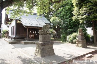 新明神社(横浜市神奈川区羽沢町)22