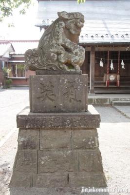 新明神社(横浜市神奈川区羽沢町)15