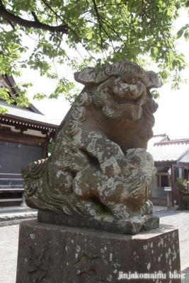 新明神社(横浜市神奈川区羽沢町)16