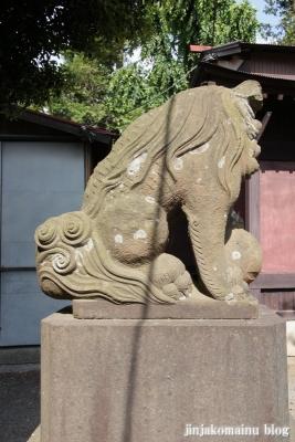 新明神社(横浜市神奈川区羽沢町)13