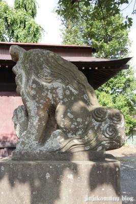 新明神社(横浜市神奈川区羽沢町)17
