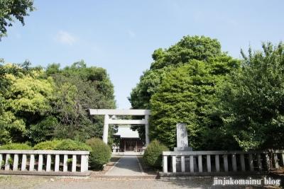 神明社(横浜市神奈川区菅田町)1