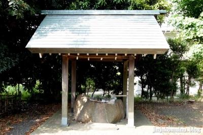 神明社(横浜市神奈川区菅田町)6