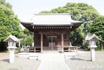 神明社(横浜市神奈川区菅田町)7