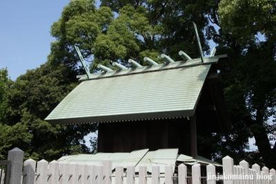 神明社(横浜市神奈川区菅田町)9