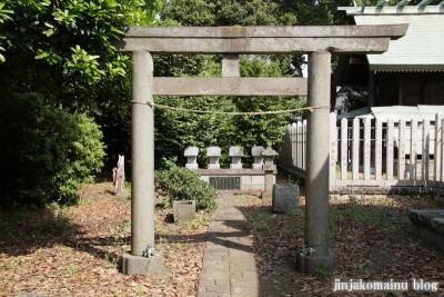 神明社(横浜市神奈川区菅田町)11