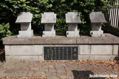 神明社(横浜市神奈川区菅田町)14