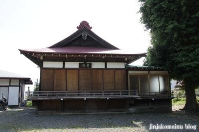 神明社(横浜市神奈川区菅田町)15
