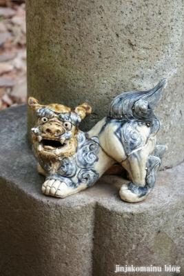 神明社(横浜市神奈川区菅田町)12