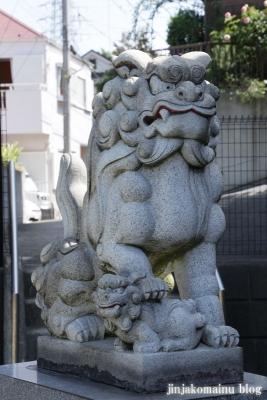 新明神社(横浜市神奈川区三枚町)9