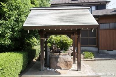 新明神社(横浜市神奈川区三枚町)4